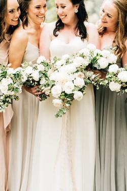 Bridal Party Bridesmaids