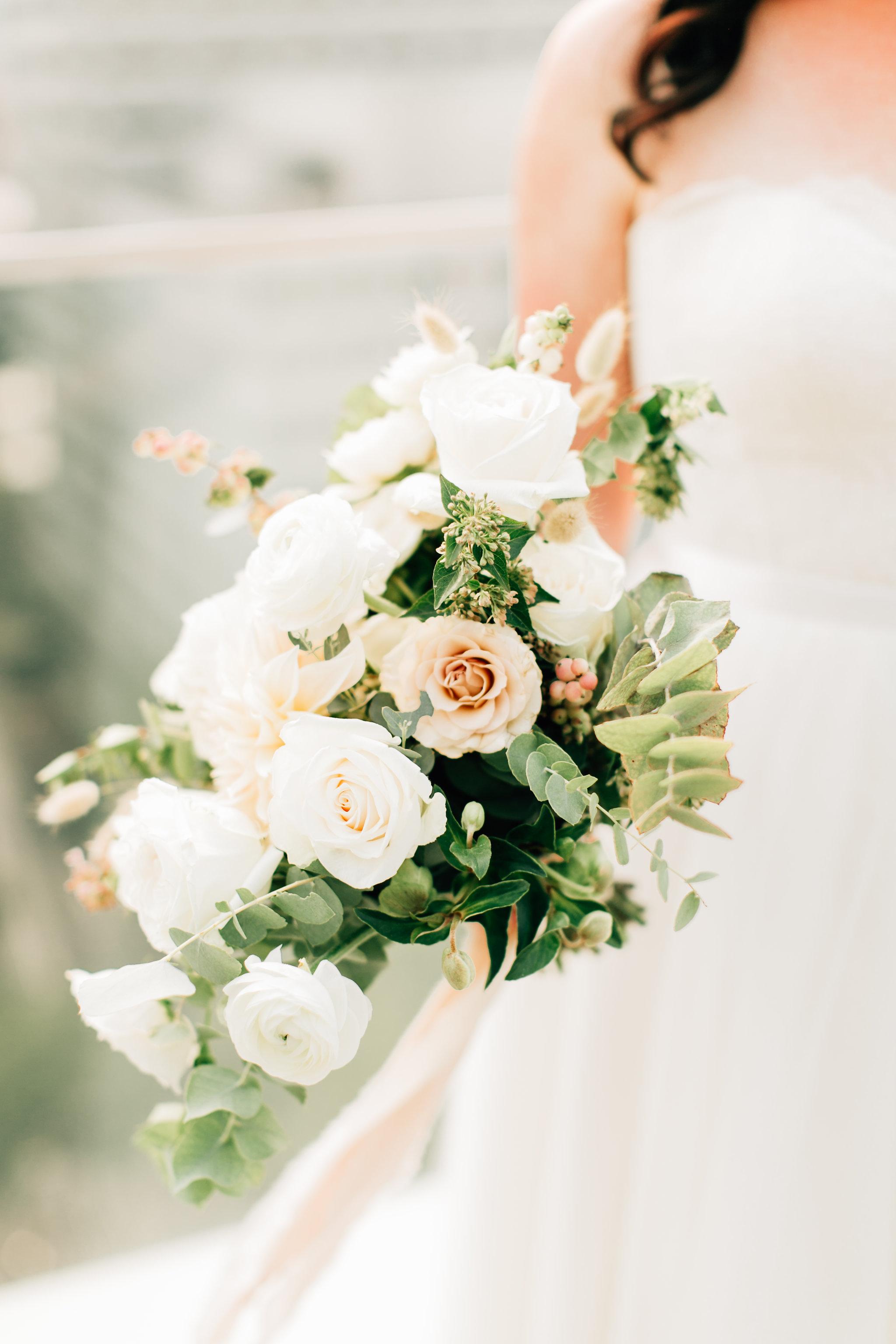 Seventh Stem Bridal Bouquet