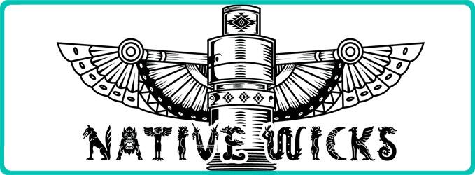 Native Wicks Logo