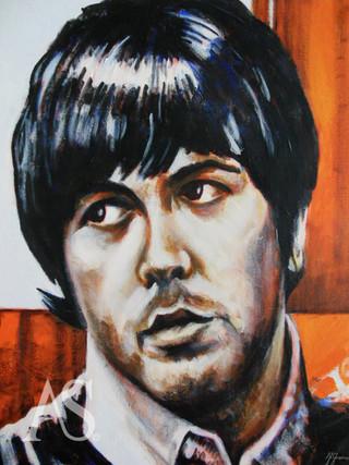 Paul McCartney by Alex Stutchbury