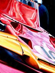 Jochen Rindt | 1970 F1 World Champion by Alex Stutchbury