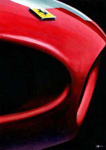 Ferrari 156 by Alex Stutchbury
