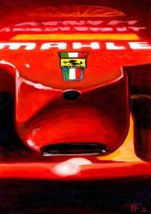 Ferrari SF1000 by Alex Stutchbury