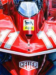 Jody Schekter | 1979 F1 World Champion by Alex Stutchbury