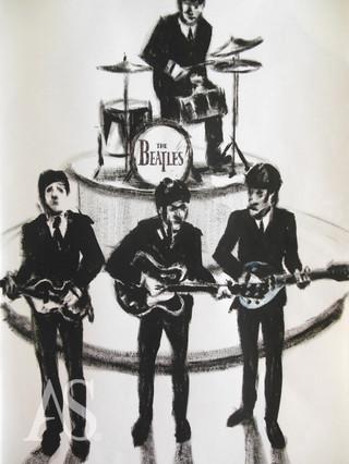 The Beatles by Alex Stutchbury