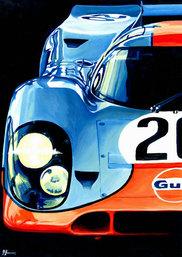 Porsche 917K | 1970 by Alex Stutchbury