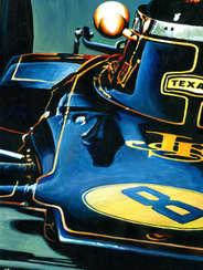 Emerson Fittipaldi | 1972 F1 World Champion by Alex Stutchbury