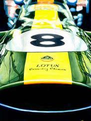 Jim Clark | 1963 F1 World Champion by Alex Stutchbury