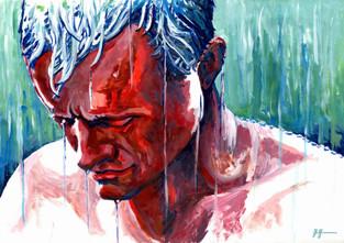 'Tears in Rain' by Alex Stutchbury