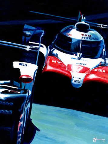 WEC | Indycar | Formula E