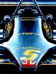 Mario Andretti | 1978 F1 World Champion by Alex Stutchbury