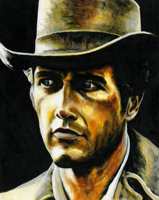 Paul Newman by Alex Stutchbury
