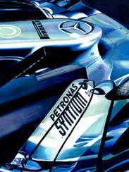 Lewis Hamilton | 2018 F1 World Champion by Alex Stutchbury