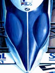 Nelson Piquet | 1983 F1 World Champion by Alex Stutchbury