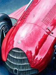 Giuseppe Farina | 1950 F1 World Champion by Alex Stutchbury