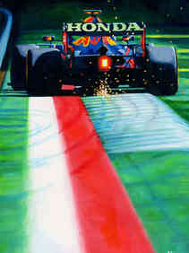 Max Verstappen 2021 Emilia Romagna GP Winner