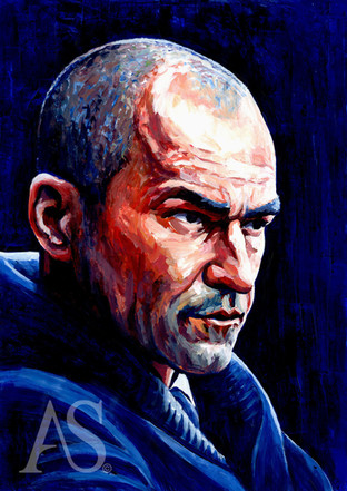 Roberto Martinez by Alex Stutchbury