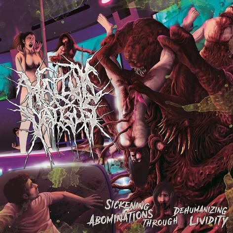 Hallux Valgus - Sickening Abominations Thorugh Dehumanizing Lividity