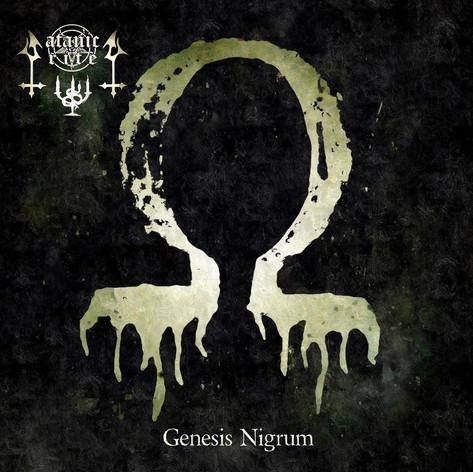 Satanic Rites - Genesis Nigrum EP