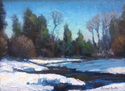 PINE CREEK WINTER STUDY