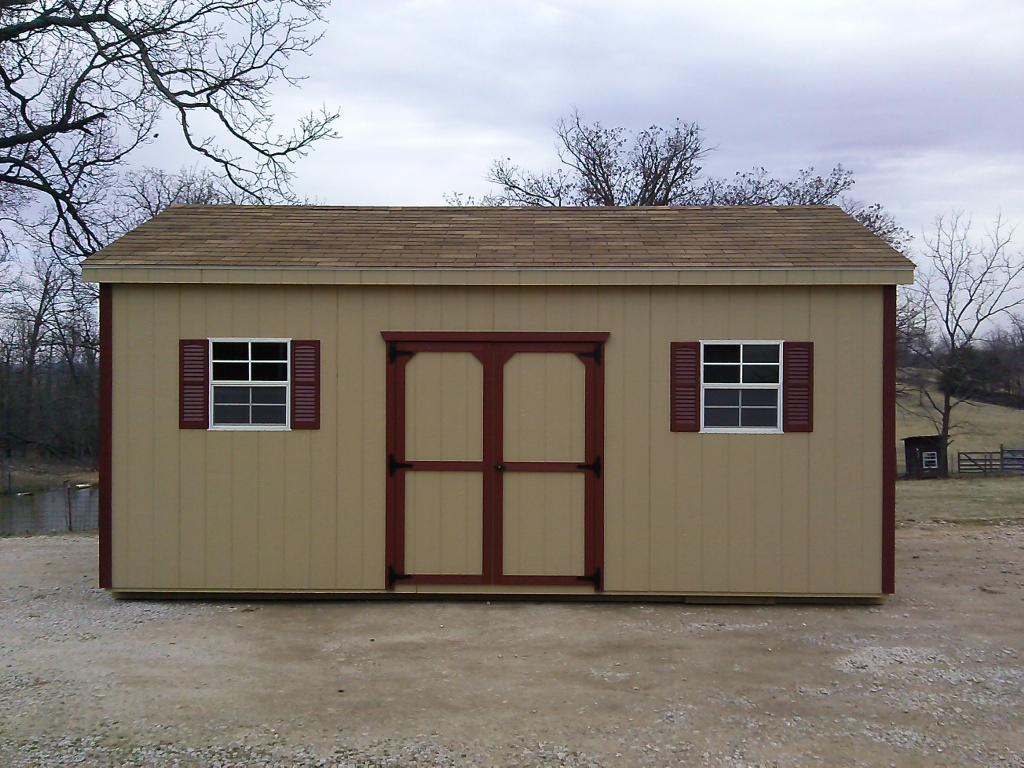 Workshop | Wood Buildings | Good Storage Sheds | United States