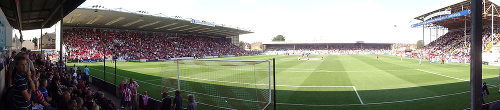 Sincil Bank, Lincoln