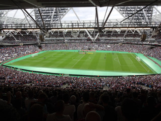 Hammers nail new stadium!