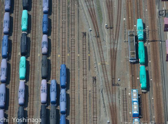 タンク貨物列車