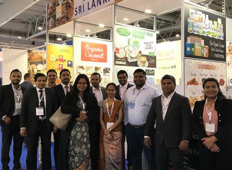 Yara Foods participated in the Food Ingredient 2019 in Paris