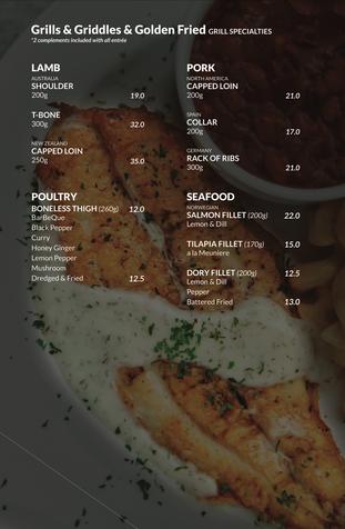 Grill Specialties