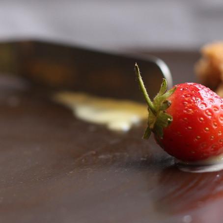 רוטב תותים פשוט וממזרי