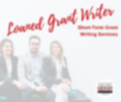 Grant Writing Services - Loaned Grant Wr
