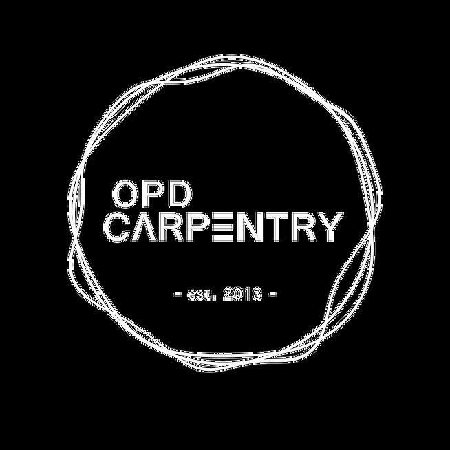 OPD Logo White