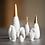 Thumbnail: 3 mini Pingouins en Porcelaine