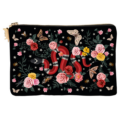 Pochette iPad - Motif Serpent