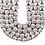 Thumbnail: Boucles d'oreilles TREVISE - Gas Bijoux