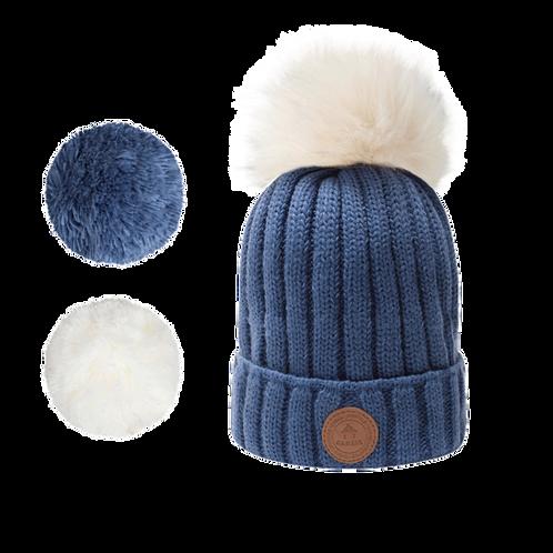 Bonnet KIR - Bleu Roi