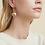 Thumbnail: Boucles d'oreilles LOVE MINI - Gas Bijoux