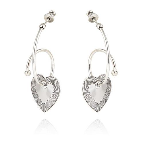 Boucles d'oreilles LOVE MINI - Gas Bijoux