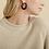 Thumbnail: Boucles d'oreilles ANDY - Gas Bijoux