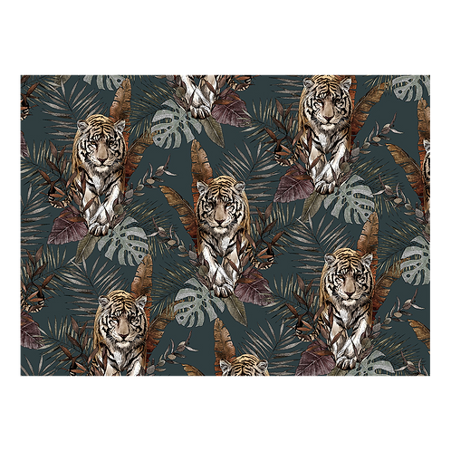 Set de table - Jungle