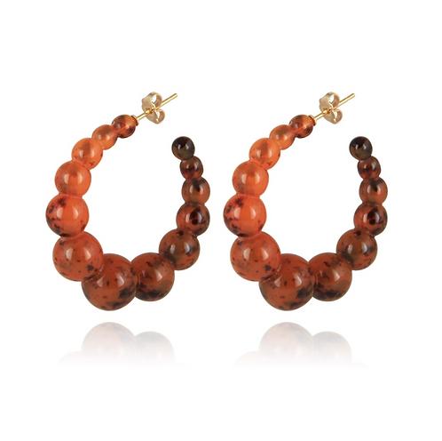 Boucles d'oreilles ANDY - Gas Bijoux