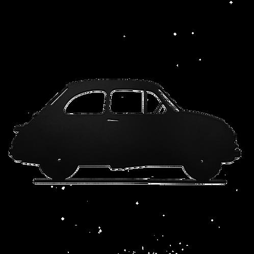 Silhouette - Fiat 500
