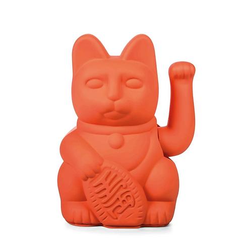 Lucky Cat - Orange