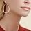 Thumbnail: Boucles d'oreilles BOBO - Gas Bijoux