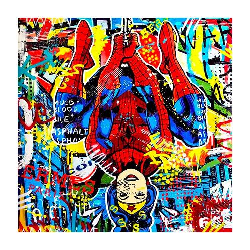 Tableau - Spiderwoman