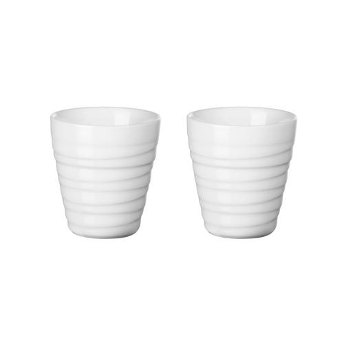 2 Petits ThermoMugs - Blanc