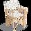 """Thumbnail: Chaise """"Metteur en Scène"""" en bois"""
