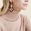 Thumbnail: Boucles d'oreilles ESCALE - Gas Bijoux