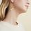 Thumbnail: Boucles d'oreilles LOVE - Gas Bijoux